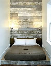 Reclaimed Wood Headboard The Beauty Of Reclaimed Wood Interior Design Explained