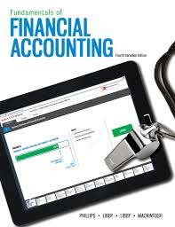 fundamentals of financial accounting with connect with smartbook