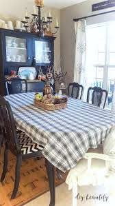 Winter Home Decorating Ideas by Decorating With Plaid Diy Beautify