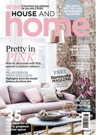 grab a sneak peek inside the beautiful may june issue of house and