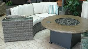 delightful design semi circle patio furniture astonishing half