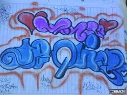 imagenes bonitas de te amo para dibujar graffitis de te quiero arte con graffiti