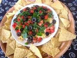 really seven layer dip urs appetizers