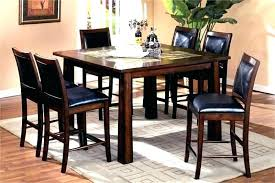 small tall round kitchen table splendid dining furniture chairs design nice large dining table and