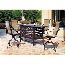 Patio Furniture Bar Set Great Bar Patio Furniture Backyard Decor Inspiration Outdoor Bar