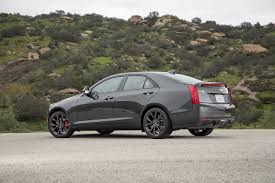 compare cadillac ats and cts 2017 cadillac ats 2 0t test review motor trend