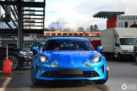 alpine a110 alpine a110 2017 10 march 2017 autogespot