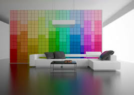 why paint your room when you can get a color changing wall instead