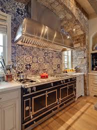 rustic backsplash for kitchen rustic tile backsplash fireplace basement ideas
