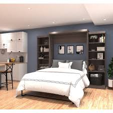bedroom furniture sets murphy bed with shelves murphy bed san