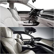 2016 bmw 7 series vs 2015 mercedes benz s class