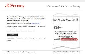 survey for gift cards www talktojcpenney jcpenney 500 gift card survey
