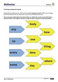 Silent Letters Worksheets En01soun E3 W Compound Words 752x1065 Jpg