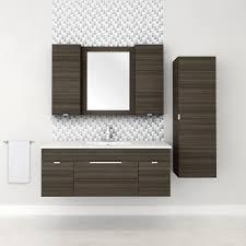 Bathroom Floating Vanity by Bathroom Cabinets Bathroom Contemporary Floating Bathroom Vanity