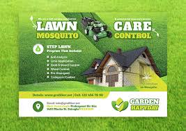 Landscaping Advertising Ideas Landscaping Flyers 15 Lawn Care Flyers Free Examples Advertising