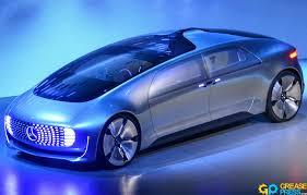 mercedes benz reveals self driving f015 concept at ces 2015