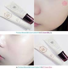 best bb in korea wanna the best way to use bb cc mix cc silky