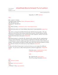 cover letter style sample block letter style format images letter samples format