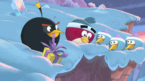 angry birds wreck the halls animation youtube