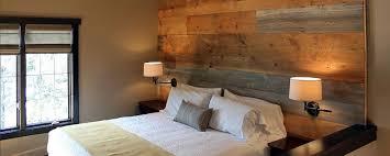 studio loft with king bed corduroy inn luxury lodging snowshoe wv
