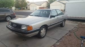 audi 5000 for sale 1987 audi 5000s quattro german cars for sale