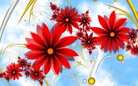 Beautiful Flowers Beautiful Flowers Red Wallpaper Free Download
