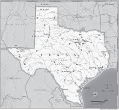 Arlington Tx Map Texas Tabletop Map National Geographic Society