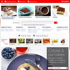 epicurien recettes de cuisine 6000 recettes de cuisines menus faciles pour les amoureux du goût