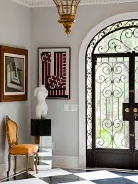 Front Door Design Photos Door Grill Houzz