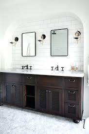 Bathroom Wall Sconce Lighting Industrial Bathroom Sconce Best Bathroom Wall Sconces Ideas On