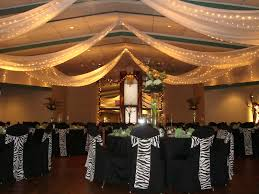 Ceiling Drapes For Wedding Wedding And Event Ceiling Drapery