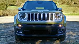 jeep renegade blue 2015 jeep renegade first drive review