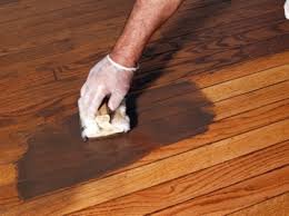 staining hardwood floors how to stain a hardwood floor in