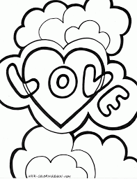 love coloring pages to download and print for free love coloring