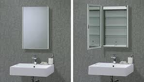 bathroom mirror cabinet bathroom mirror cabinets lucia stainless steel bathroom mirror