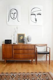 Dutch Modern Furniture by Best 25 Sideboard Decor Ideas On Pinterest Entry Table