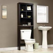 Mainstays Bathroom Wall Cabinet Over Toilet Cabinet Ebay