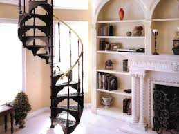 spiral staircase for loft conversion featured iron spiral