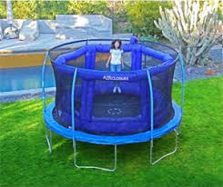 Best Backyard Trampolines In Ground Trampoline Vs Above Ground Trampoline Reviews Of The