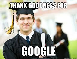 College Students Meme - college students and google