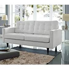 White Tufted Loveseat Loveseats Beautiful And Stylish Loveseat Designs Lamps Plus