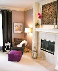 Nook Room Client Living Room Reveal U2013 Shades Of Purple Love Your Home