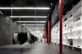 Retail Interior Design Ideas by Modern Architectural Design Ideas For Fashion Retail Store The