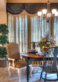 Dining Room Window Coverings Custom Cost Effective Ideas For Changing Out Your Window Treatments In