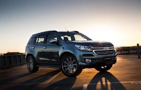 chevy trailblazer premier revealed gm authority