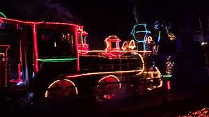 zoo lights portland oregon 2015 train ride at the zoo lights in portland oregon youtube