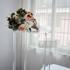 Wedding Centerpiece Stands acrylic centerpieces for wedding candelabras flower stands