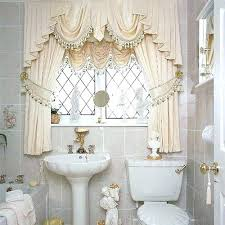 bathroom window curtain ideas small bathroom curtains cigeh2017 com