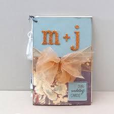 diy wedding album diy we wedding card mini album bridalguide