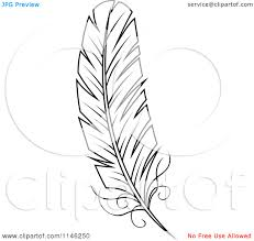 coloring pages of indian feathers best photos of eagle feather template printable free printable